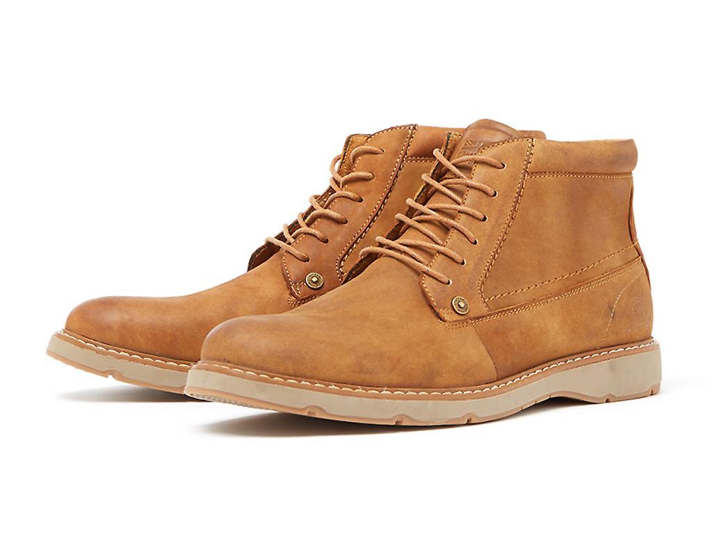 Chatham Men's Warwick Leather Chukka Boots