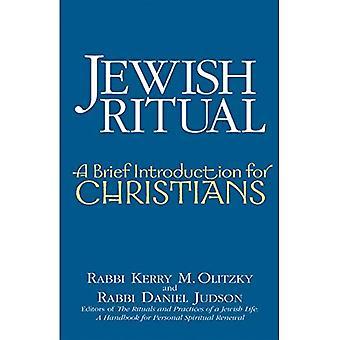 Żydowski rytuał: Krótkie wprowadzenie dla chrześcijan