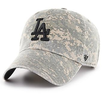 47 fire rips top Cap - PHALANX LA Dodgers digital camo