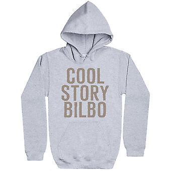 Cool Story Bilbo - Womens Hoodie