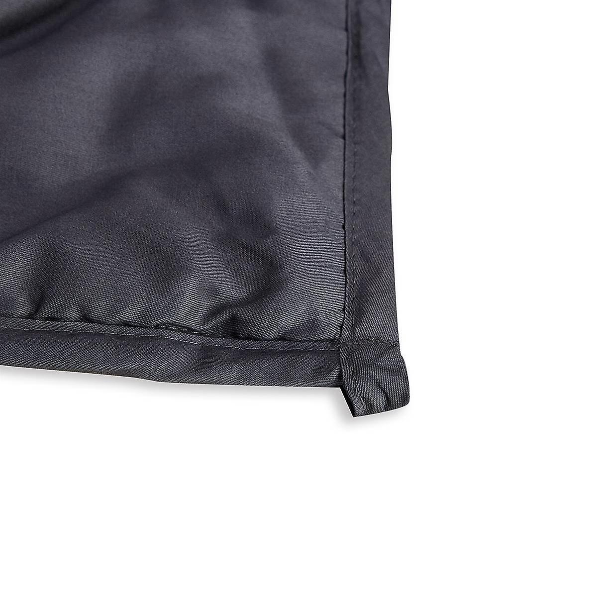 Beckasin Svalt Tyngdtäcke 10 kg Grå Bambu – Fritt från polyester