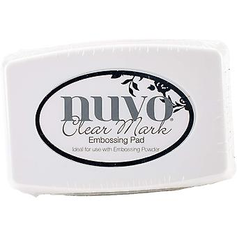 Tonic Studios Nuvo Clear Mark Embossing Pad, Multi-Colour, 6.35 x 9.39 x 1.77 cm