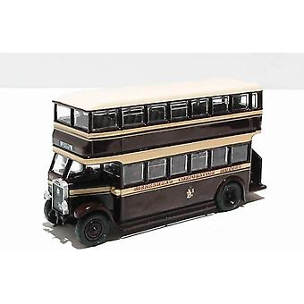 EFE 27202A TD1 Type A Birkenhead Corporation 1:76 Diecast Vehicle
