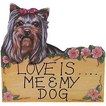 Love is, Me and My Dog