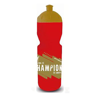Liverpool Champions Of Europe Getränkeflasche