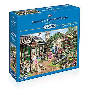 Gibsons Glennys Garden Shop 500XL Jigsaw Puzzle
