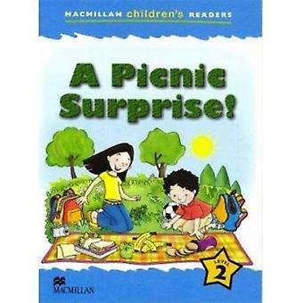 Macmillan Childrens Readers A Picnic Surprise International by Amanda Cant