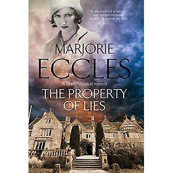 Property of Lies by Marjorie Eccles