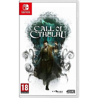 Call of Cthulhu - Nintendo Switch Game