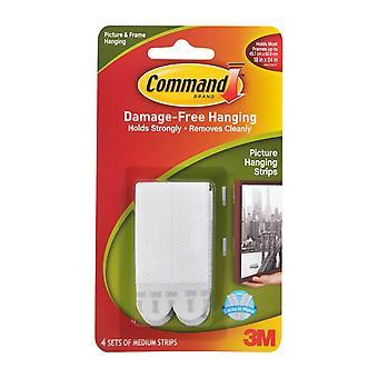 Command Unisex Damage Free Hanging Strips