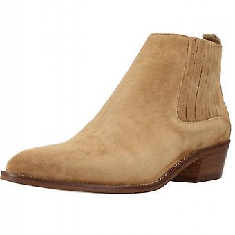 Alpe ankle boots 4577 11 kleur leer