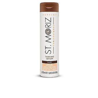 St. Moriz Professional Self Tanning Lotion #dark 250 Ml Unisex