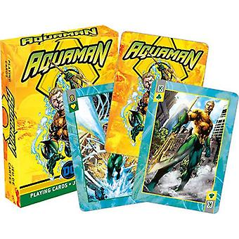 Aquaman - comics playing cards