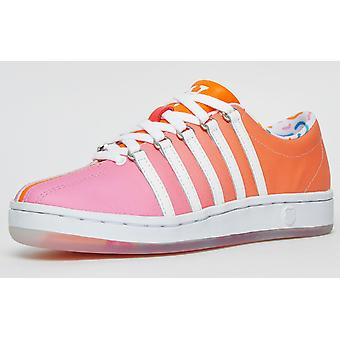 K Schweiziska Classic 88 AV Limited Edition Rosa / Orange / Vit