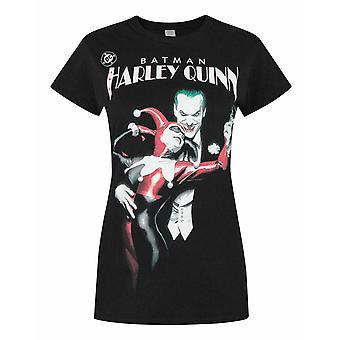 Batman Harley Quinn Women's T-Shirt