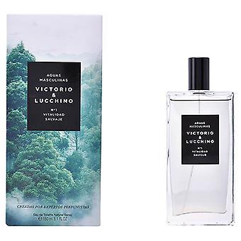 Men's Perfume V&L Agua Nº 1 Victorio & Lucchino EDT (150 ml)
