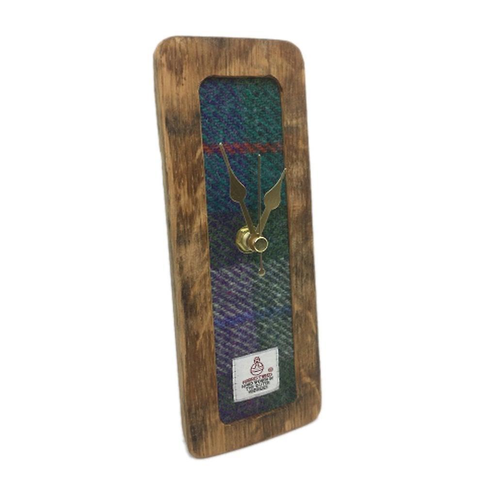 LT Creations Small Tweed Mantle Clock