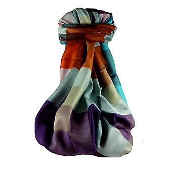 Mens Premium Silk Contemporary Scarf 3679 by Pashmina & Silk