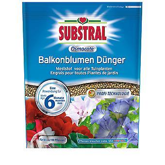 SUBSTRAL® Osmocote Balcony Flower Fertilizer, 1.5 kg