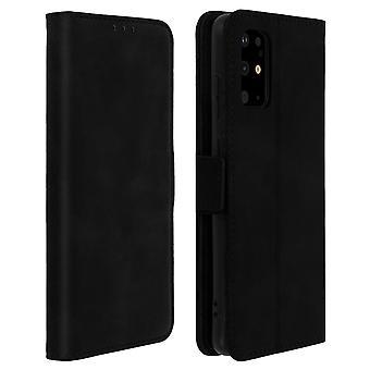 Custodia Samsung Galaxy S20 Plus Custodia Portacarte Funzione Supporto Nero