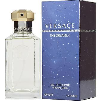 Versace Dreamer Eau de Toilette Spray 100ml