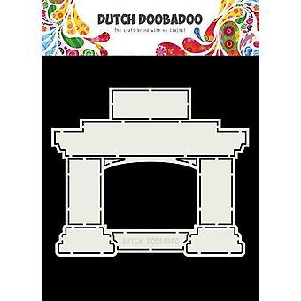 Hollandsk Doobadoo Kort Kunst Pejs A5 470.713.744