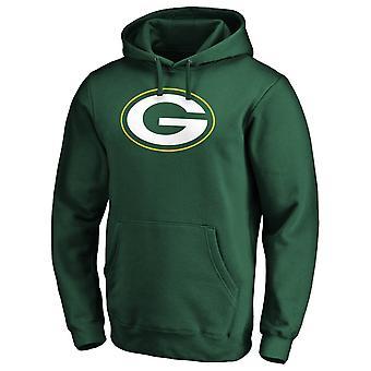 Green Bay Packers NFL Fan Hoody ikonisk logo