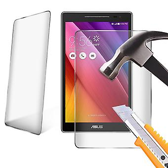 Ampe A88 4G Tempered Glass LCD Screen Protector Guard for 8 inch Tablet by i-Tronixs-Clear ( Pack of 1)