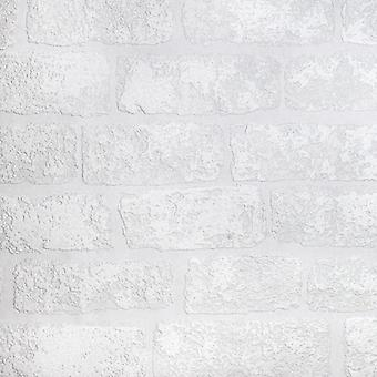 Lincolnshire Brick Paintable Textured Vinyl Wallpaper Anaglypta RD812