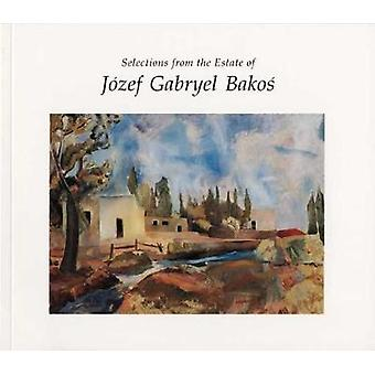 Selections from the Estate of Jozef Gabryel Bakos - 1891-1977 by Joze