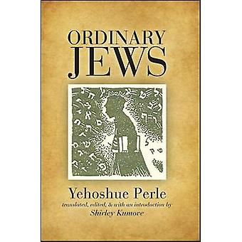 Ordinary Jews by Yehoshue Perle - Shirley Kumove - 9781438435503 Book