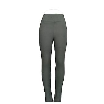 Legacy Leggings Brushed Jersey Ankle Length Gray A342928