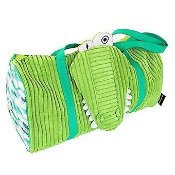Les Deglingos bag weekend aligatos l' alligator
