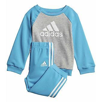Adidas infantil Boys francês Terry Jogger treino crianças crianças conjunto completo DV1282