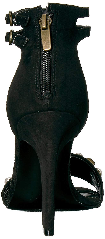 Suppose que Womens Petunia2 Suede Open Toe occasionnels cheville Strap Sandals
