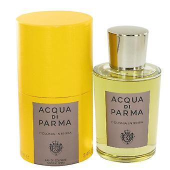 Acqua Di Parma Colonia Intensa Eau De Cologne Spray przez Acqua Di Parma 3,4 uncji Eau De Cologne Spray