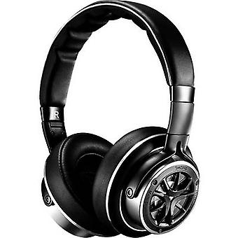 1more H1707 Triple Driver Hi-Fi Over-ear headphones Over-the-ear Foldable, High-res audio Black, Silver