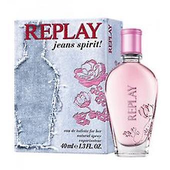 Replay - Jeans Spirit! pour elle - Eau De Toilette - 20ML