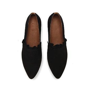 Gentle Souls by Kenneth Cole Avery Slip On Leather Sneaker Black
