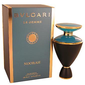Bvlgari Noorah Eau De Parfum Spray بواسطة Bvlgari 3.4 oz Eau De Parfum Spray