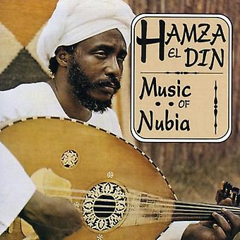 Hamza El Din - musique d'importation USA Nubie [CD]