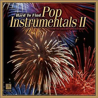 Hard-to-Find Pop Instrumentals - Vol. 2-Hard-to-Find Pop Instrumentals [CD] USA import