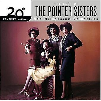 Pointer Sisters - Best of the Pointer Sisters-Millennium Collection [CD] USA import