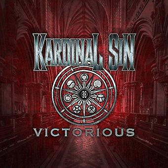 Kardinal Sin - Victorious [CD] USA import