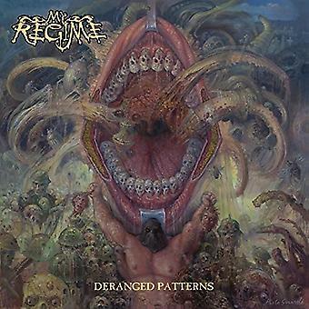 My Regime - Deranged Patterns [Vinyl] USA import