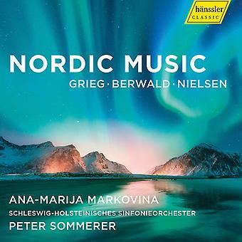Nordic Music [CD] USA import