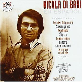 Nicola Di Bari - Nicola Di Bari En Espanol [CD] USA import