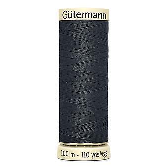 Gutermann Naai-alle 100% polyester draad 100m hand en machine kleurcode - 799