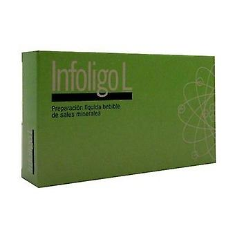 Infoligo L 20 ampoules of 5ml