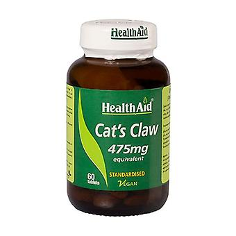 Cat's Claw Internal Crust 60 tablets of 475mg